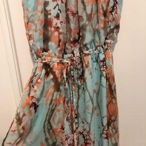Jessica Simpson Dresses - Jessica Simpson Cherry Blossom Maxi Dress Sz M